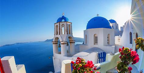 邮轮旅行目的: 地中海